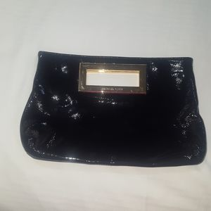Michael Kors Large Patent Leather Clutch